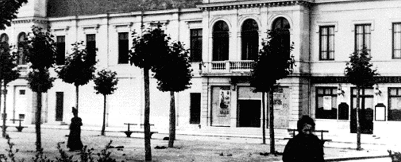 1897-1900 : La Salle des Fêtes