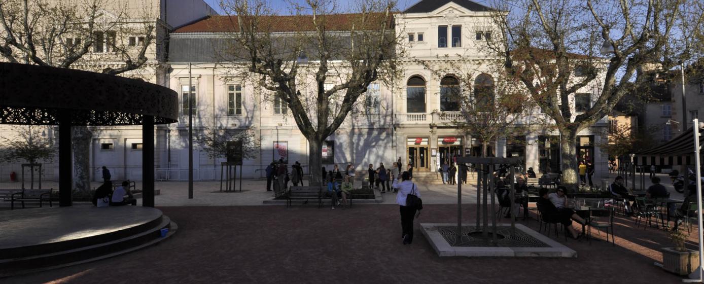 Depuis 2007 : le théâtre aujourd'hui