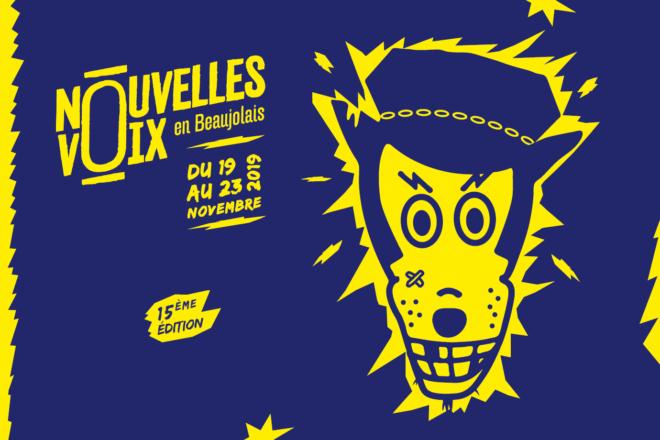Festival Nouvelles Voix en Beaujolais – 15e édition