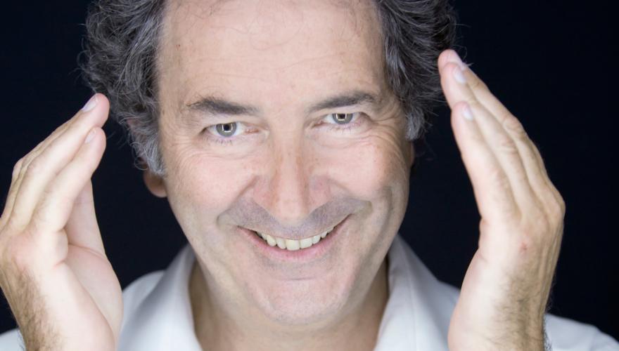 François Morel © Giovanni Cittadini Cesi
