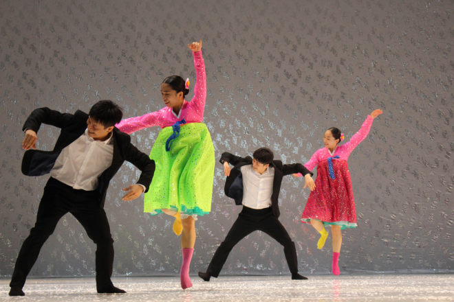 North Korea Dance © J.-M. Chabot