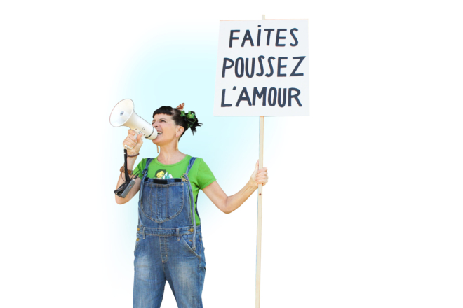 Tartine Reverdy – Dans les bois © Mathieu linotte