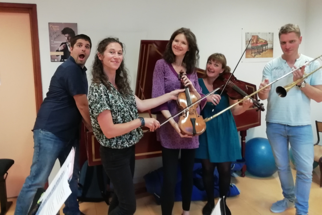Conservatoire de Villefranche
