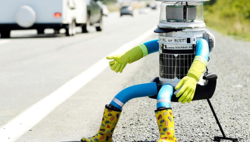 Killing Robots © DR