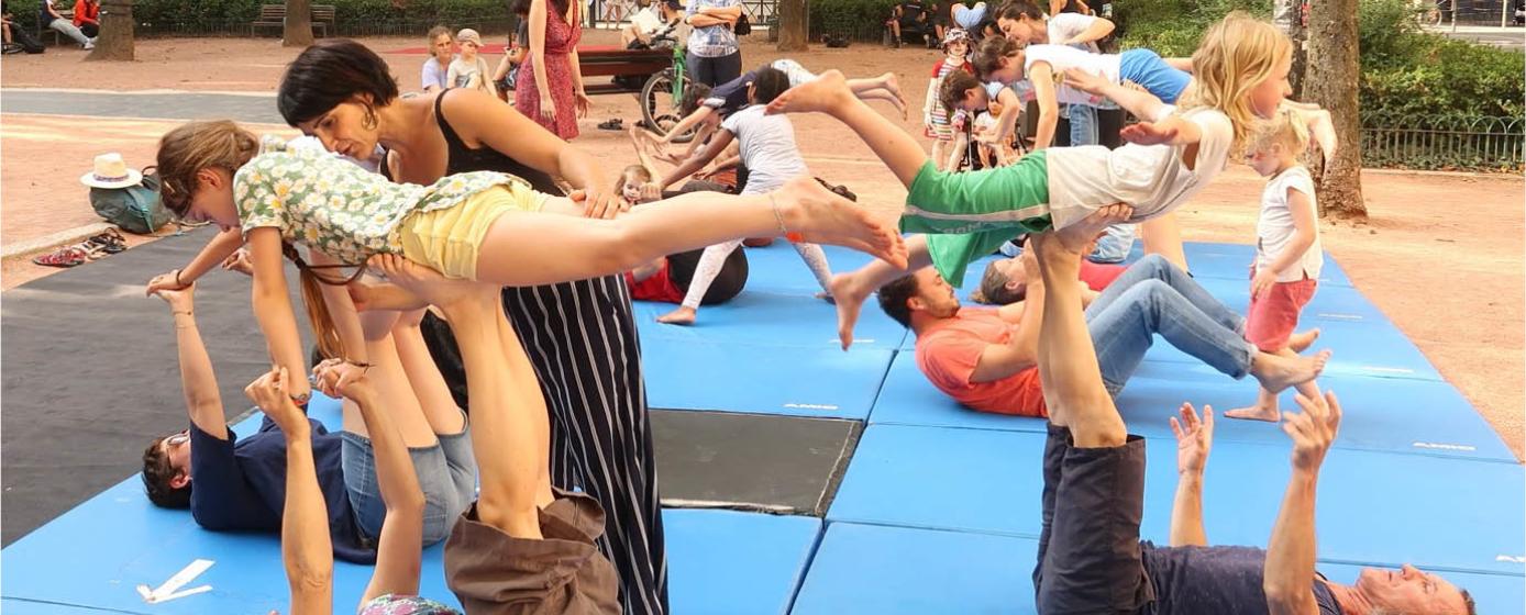 Atelier cirque © DR