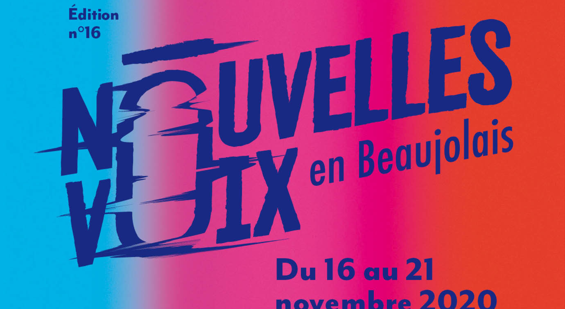 Festival Nouvelles Voix en Beaujolais