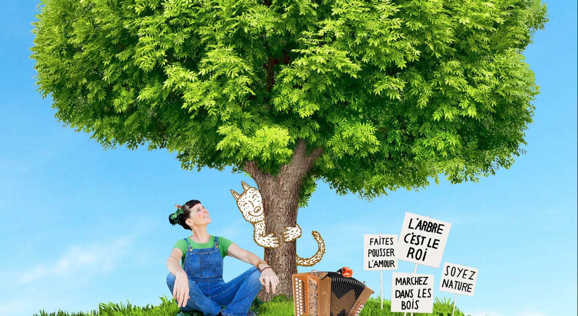 Tartine Reverdy – Dans les bois