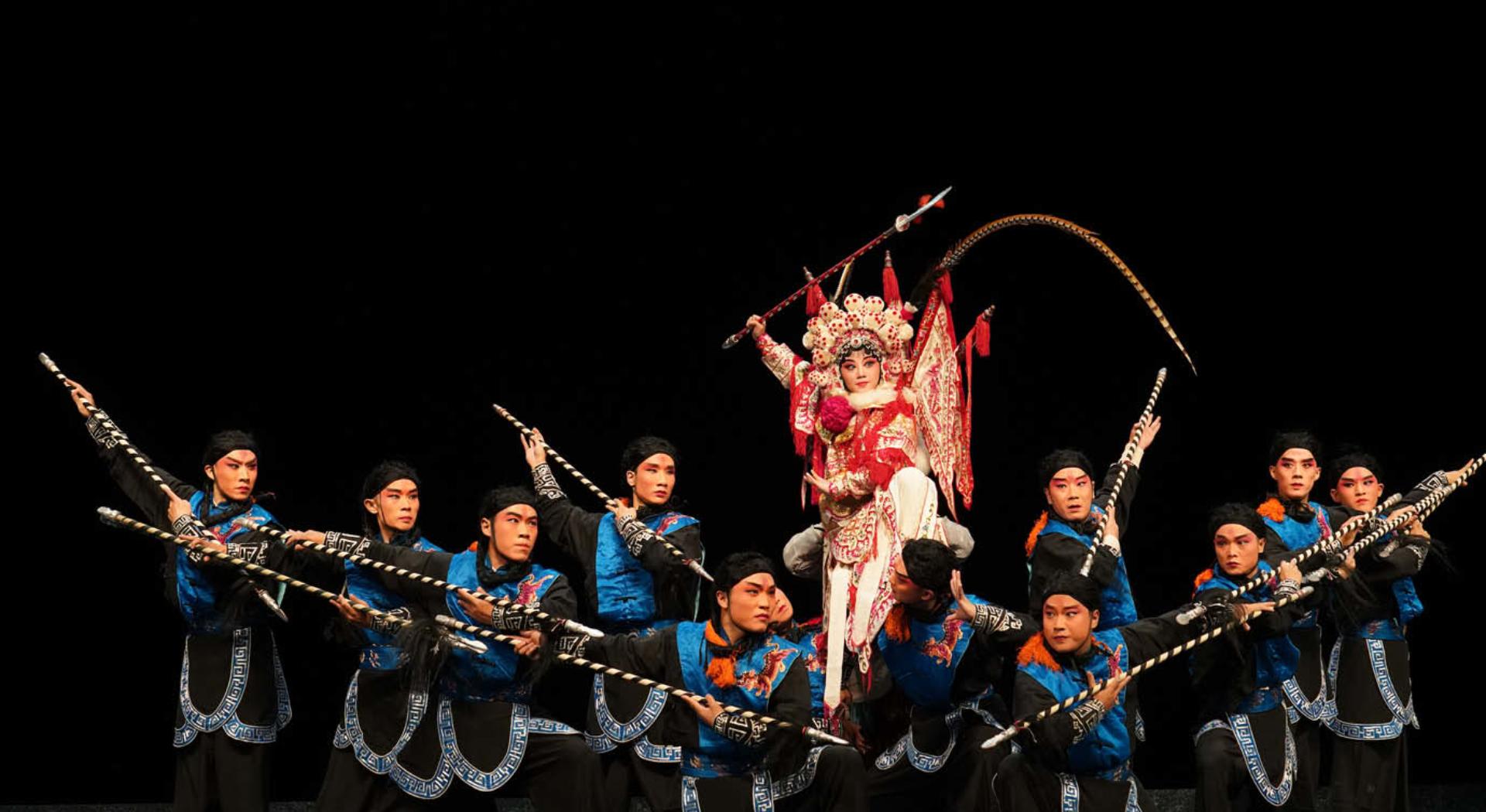 La Combattante Mu Guiying