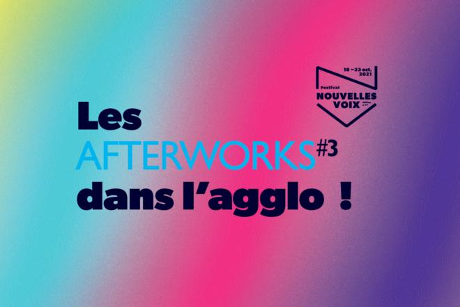 Les Afterwork #3 dans l'agglo !